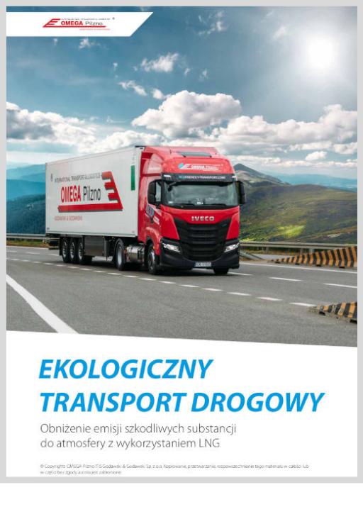 ekolologiczny transport drogowy